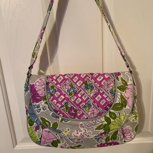 Vera Bradley ladies purse in Watercolor pattern